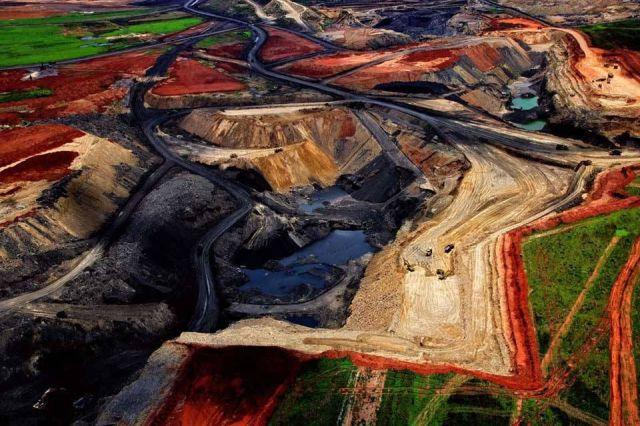 Amazing Aerial Photos (35 pics)