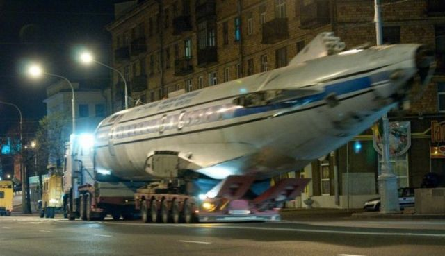 How They Transport Oversized Loads (20 pics)