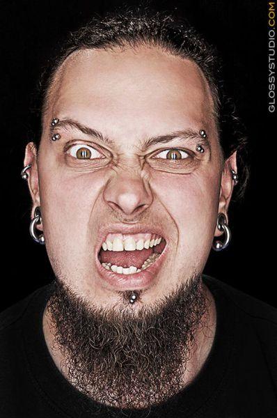 Some Facial Piercings (18 pics)