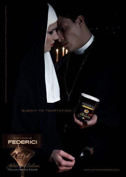 Ice Cream Advertisements That Have Been Forbidden (4 pics)