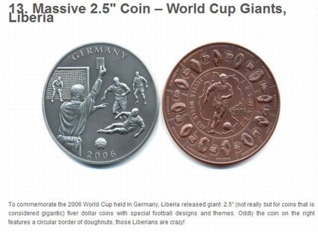 The Most Unusual Coins (25 pics)