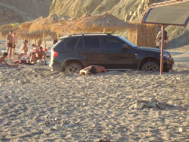 Laugh at the Beach (15 pics)