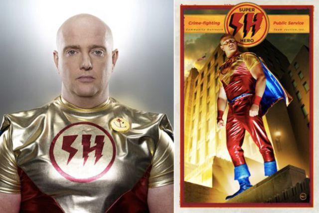 Superheroes Among Us (11 pics)
