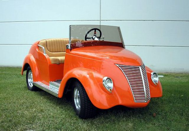 Cool Golf Cars (21 pics)
