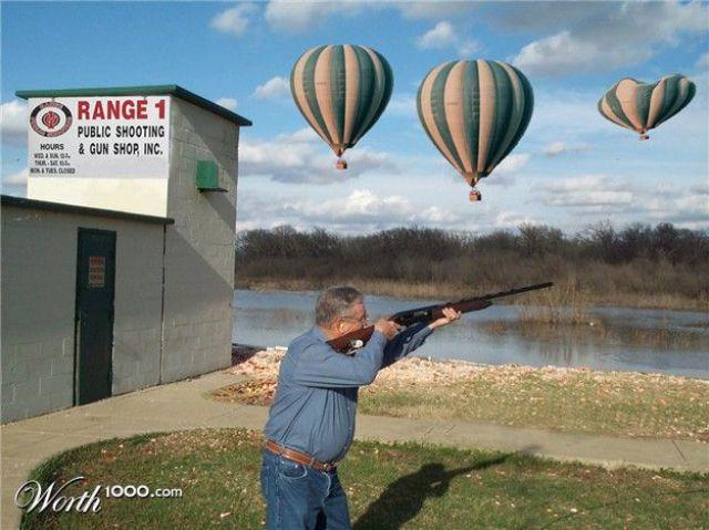 Hilarious Photo Manipulations (33 pics)