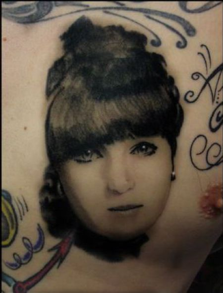 Unusual Tattoos (23 pics)