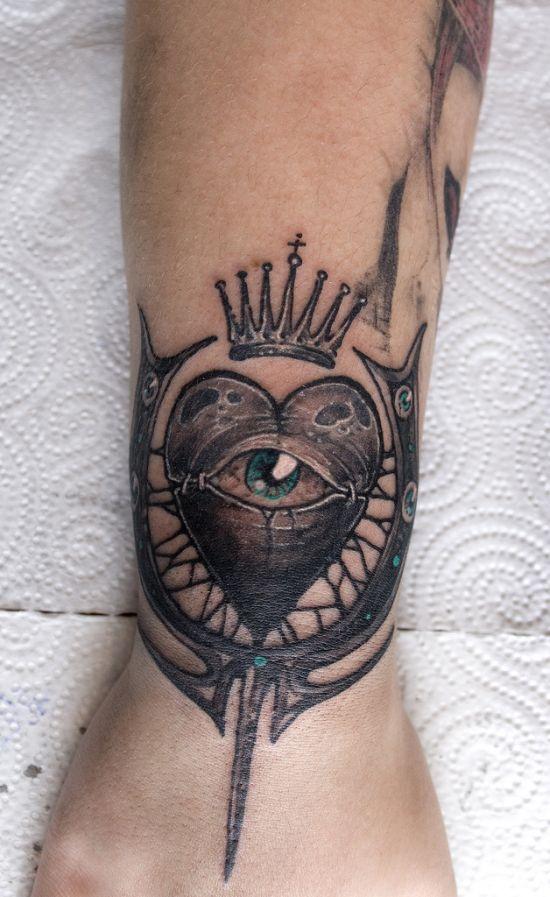 Unusual Tattoos (23 pics)