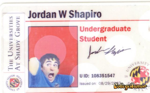 Some Funny College ID cards (30 pics)