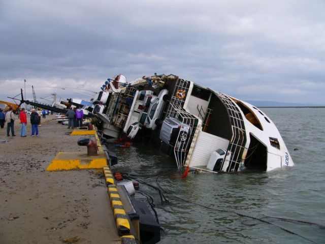 Car Unloading Fails (5 pics)