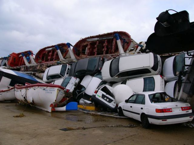 Car Unloading Fails (5 pics)