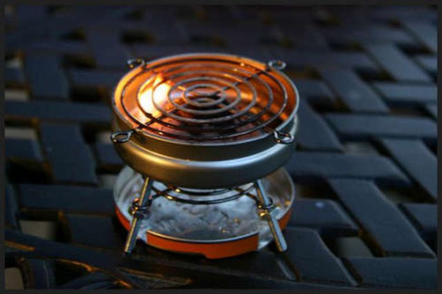 How to Make a Mini BBQ Grill (8 pics)