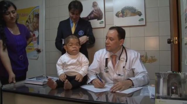 The Shortest Man in the World (31 pics)