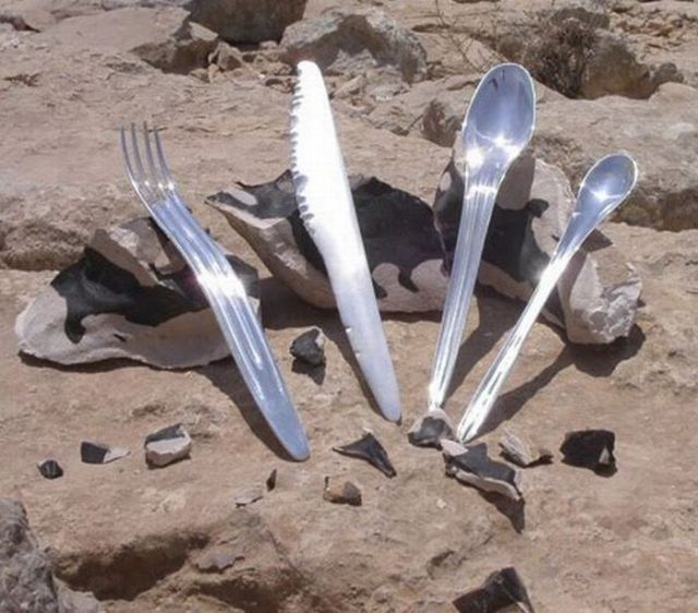 Ingenious Knives, Spoons, and Forks (22 pics)