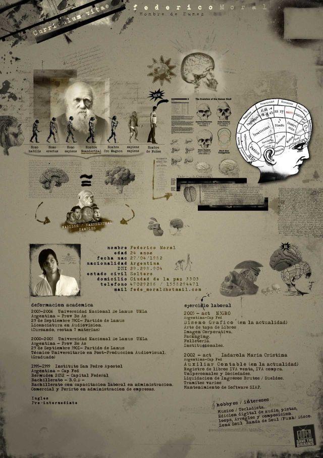 Creative Resume Designs (24 pics)