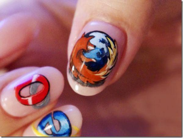 Unusual Nail Designs (20 pics)