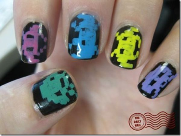 Unusual Nail Designs (20 pics)