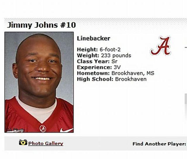 Funny Football Names (29 pics)