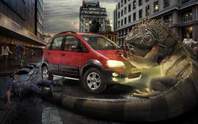 Incredibly Talented Photo Manipulations (40 pics)