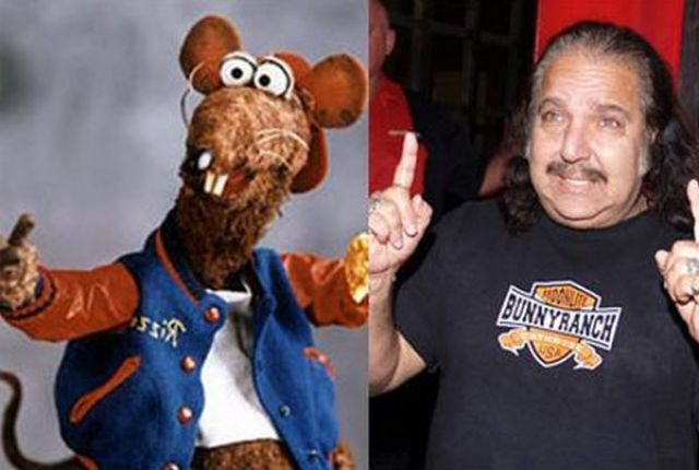 Celebs and Muppets (30 pics)