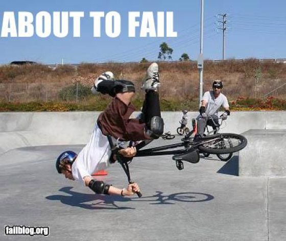 Epic Fails. The Best of the Best. Part 6 (55 pics)