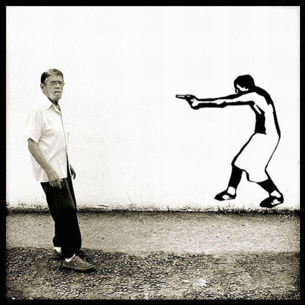 Live Graffiti (15 pics)