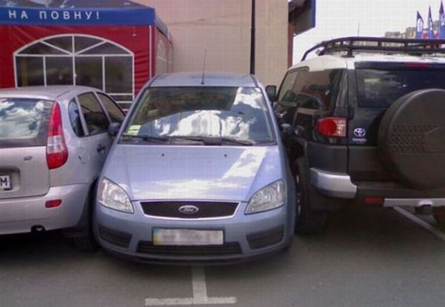 Extreme Car Parking (7 pics)