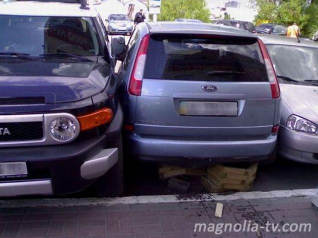 Extreme Car Parking (7 pics)