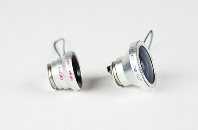 iPhone Camera Lens (3 pics)