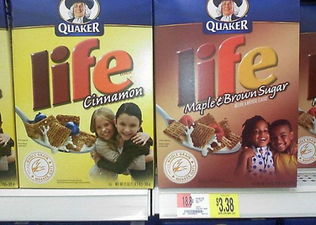 Unintended Corporate Racism (20 pics)