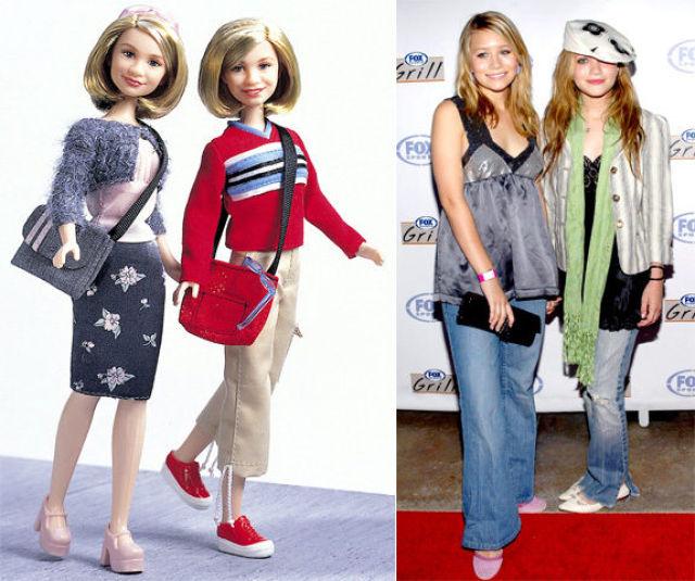 Celebrity Dolls (25 pics)