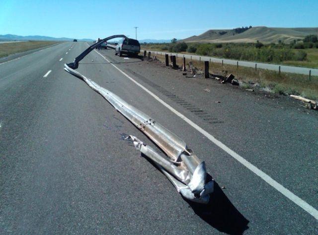 Driver Who Got a Second Chance (4 pics)