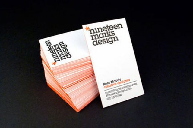 100 Most Creative Business Cards. Part 2 (100 pics)