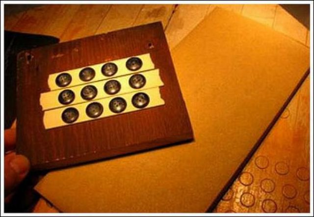 How to Make a Steampunk Keyboard (43 pics)