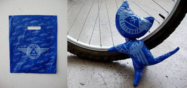 Plastic Bag Artwork (24 pics)
