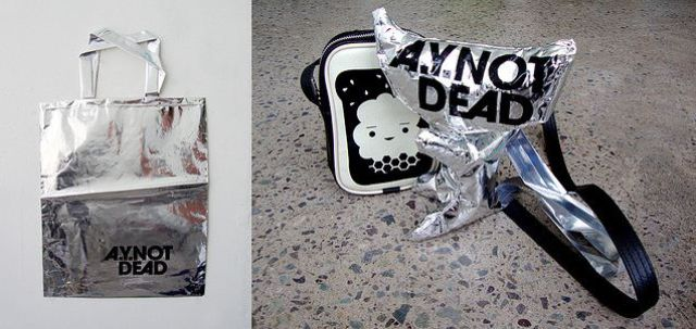 Plastic Bag Artwork (24 pics)