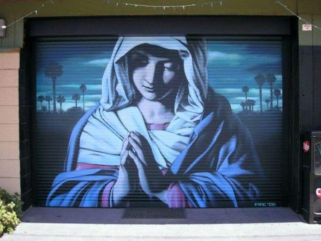 The Wonders of Graffiti (32 pics)