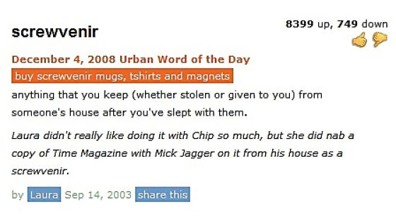 Hilarious Definitions from Urban Dictionary (30 pics)