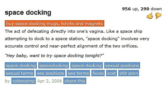 Funniest sexual words urban dictionary