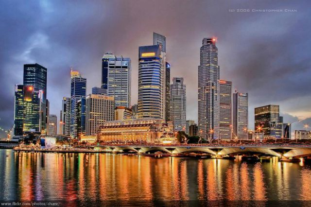 Breathtaking Skylines from Different Countries (16 pics)