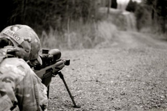 The Life of a Sniper (30 pics)