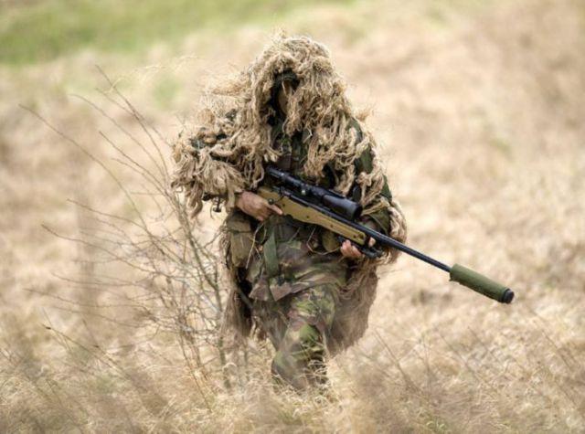 The Life of a Sniper (30 pics)