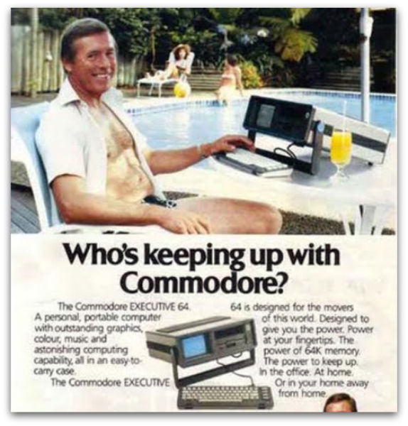Old Computer Ads (29 pics)