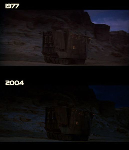 Evolution of the Star Wars Episode IV: A New Hope from 1977 (122 pics)