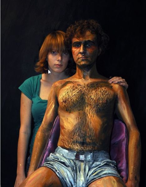 Acrylic People. Part 2 (20 pics)