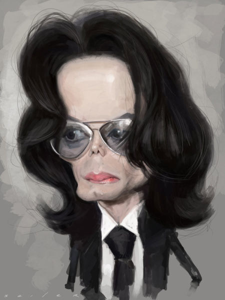 Best Caricatures of Famous People (26 pics)