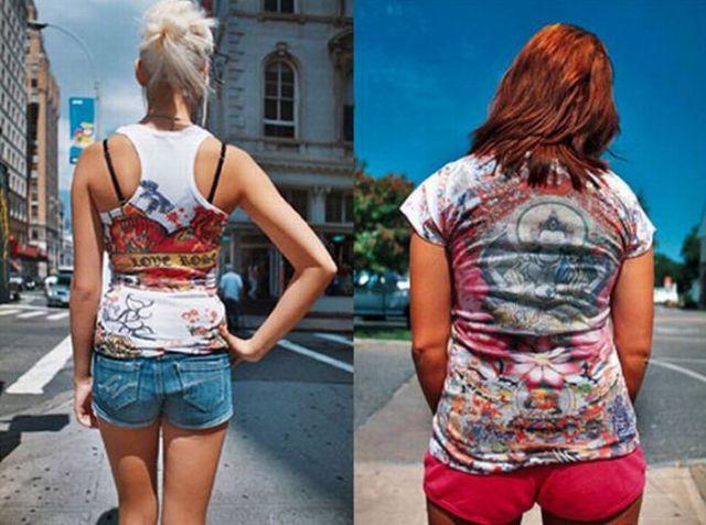 Clothes Make the Person (20 pics)