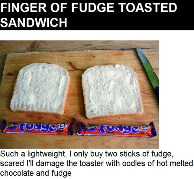 Sweet Sandwiches (20 pics)