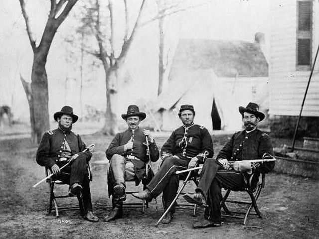 The Civil War Diaries (50 pics)