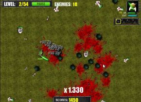 Blood Wars – Vedroid's Attack