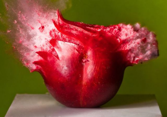 Incredible High Speed Photography by Alan Sailer. Part 2 (110 pics)
